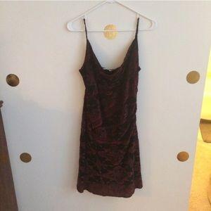 Dresses & Skirts - Dvf velvet dress